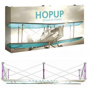 Hopup Tension Fabric Banner
